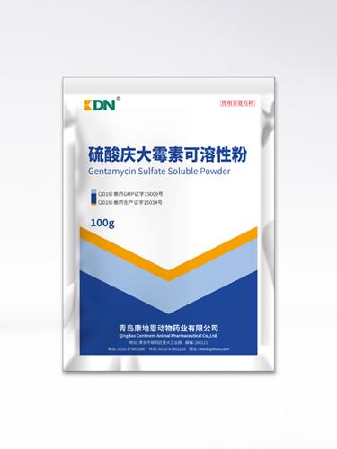 硫酸庆大霉素可溶性粉