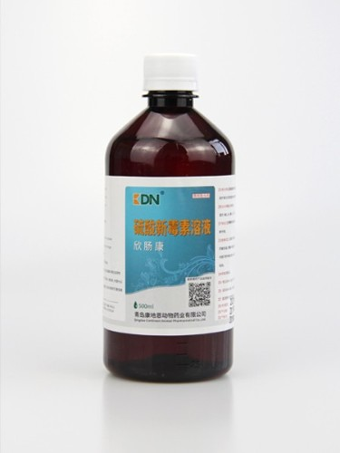 硫酸新霉素溶液