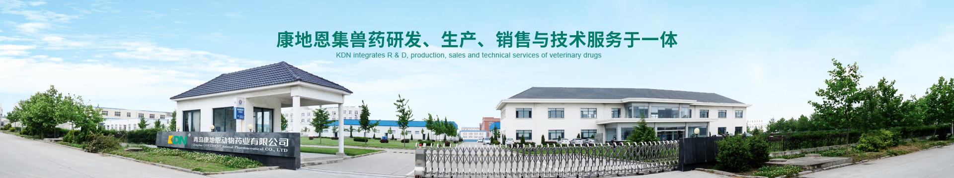 康地恩,集兽药、研发、生产、销售与技术服务于一体