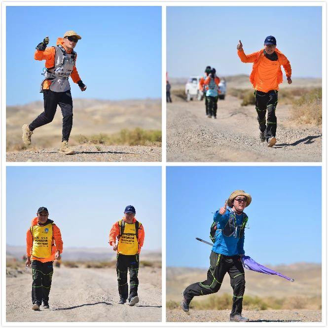 行无疆,心无界--2020重走丝绸之路戈壁徒步70km挑战赛圆满完赛